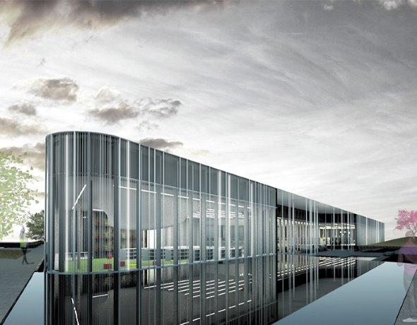 Brampton's Springdale Library strives for LEED Gold