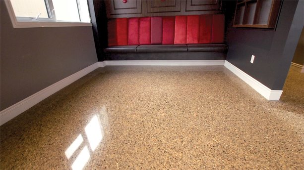 Reazzo delivers a green flooring alternative