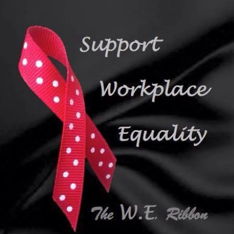 Ribbon campaign raises awareness about issues women face entering the trades