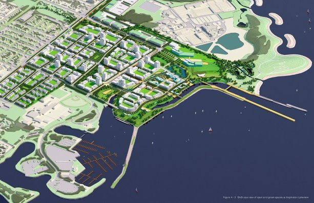 Mississauga dreams big with Inspiration Lakeview