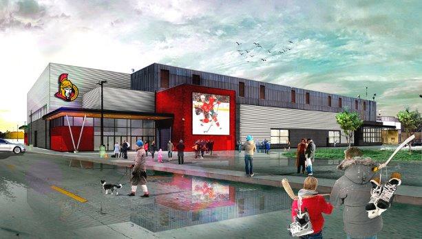 AHL looks to score with Yardmen Arena reno