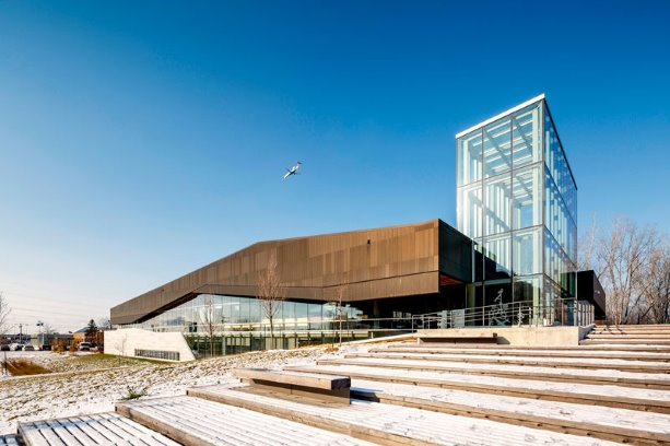 Montreal library earns 2017 Green Building Award