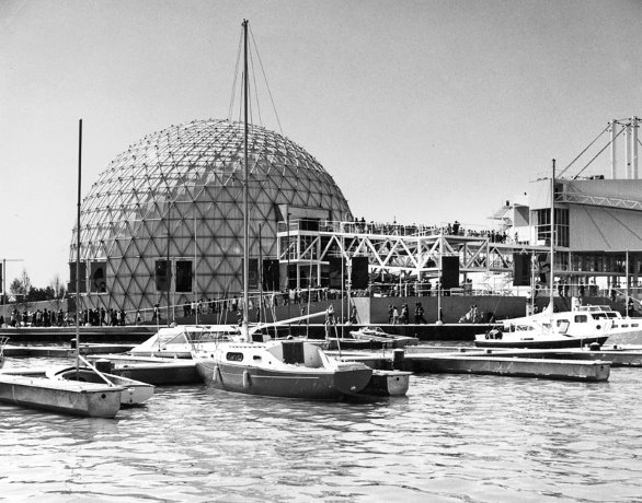 Ontario Place recognized with Prix du XXe Siecle Award