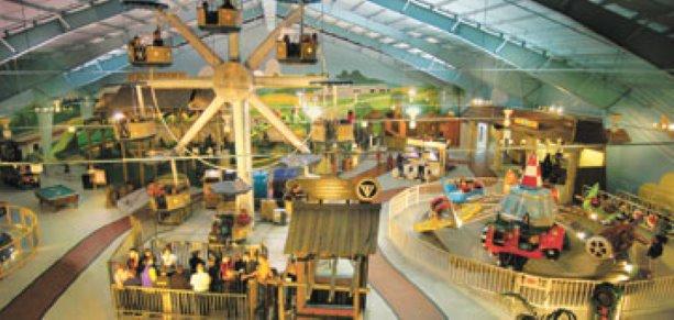 Wheels Inn now reborn as Chatham, Ontario convention centre