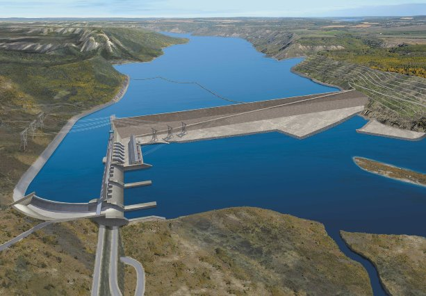 Group of prominent people demand immediate halt to Site C over stability concerns