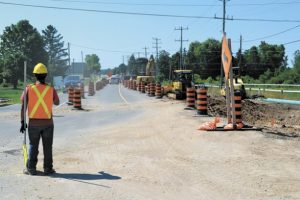 Ontarians unaware of dangerous driving near construction zones