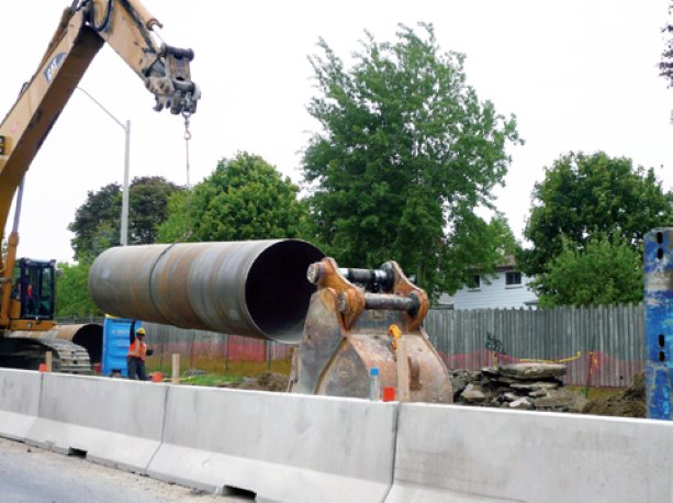 Hamilton on receiving end of $31 million for 16 water and wastewater upgrades