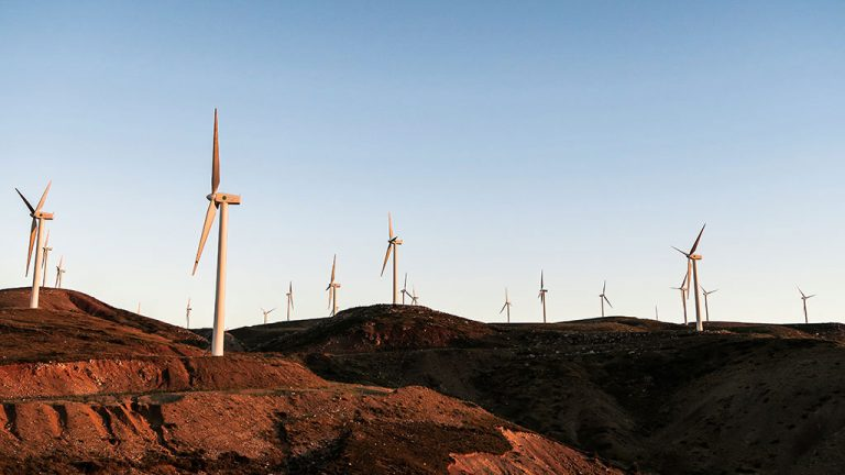 Giant wind turbine collapses in northern Sweden; no one hurt