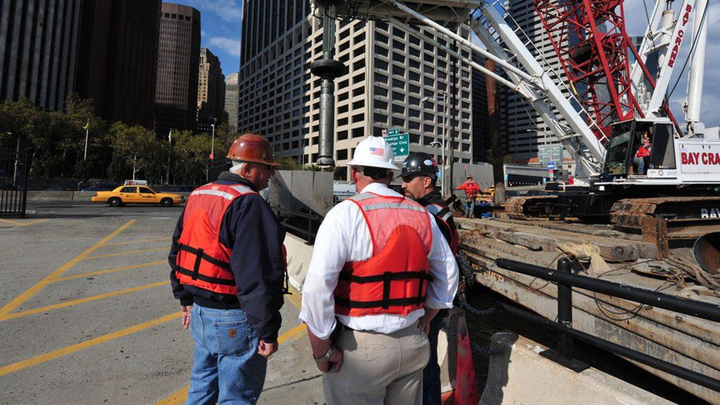 Rankings of U.S. State Construction Employment Statistics