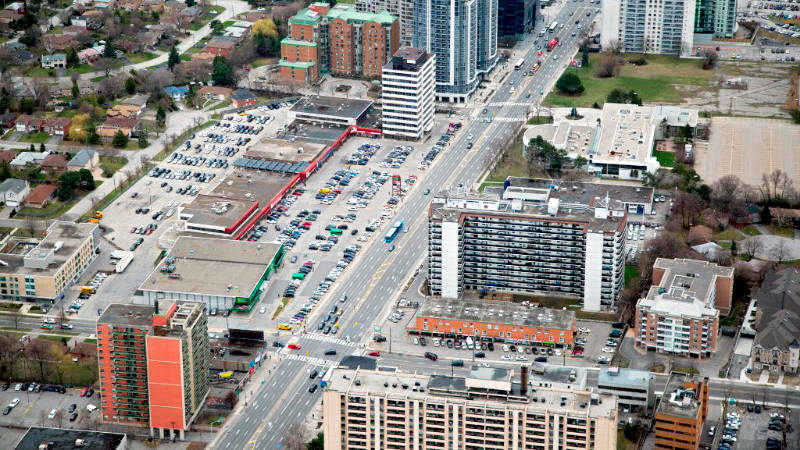 Aoyuan to redevelop 8.6 acres at Yonge and Finch