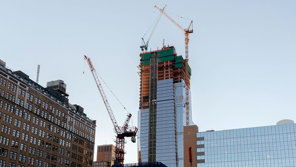 ConstructConnect's Spring U.S. Starts Forecast: An Average Annual Gain of Nearly +5.0 to 2022