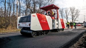 Better asphalt can be found in its application, not its mix, says professor