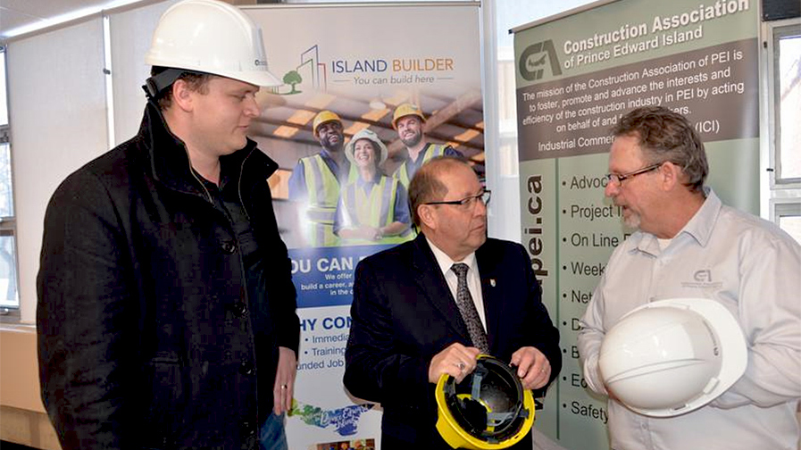 Island Builder campaign looks to draw more workers to P.E.I.