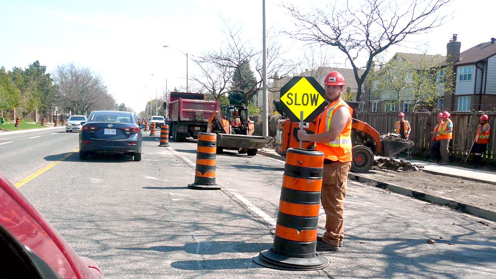 Increased road safety and work zone awareness inspire Hanschke
