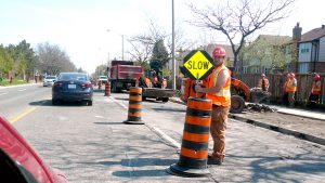 Tips for National Work Zone Awareness Week