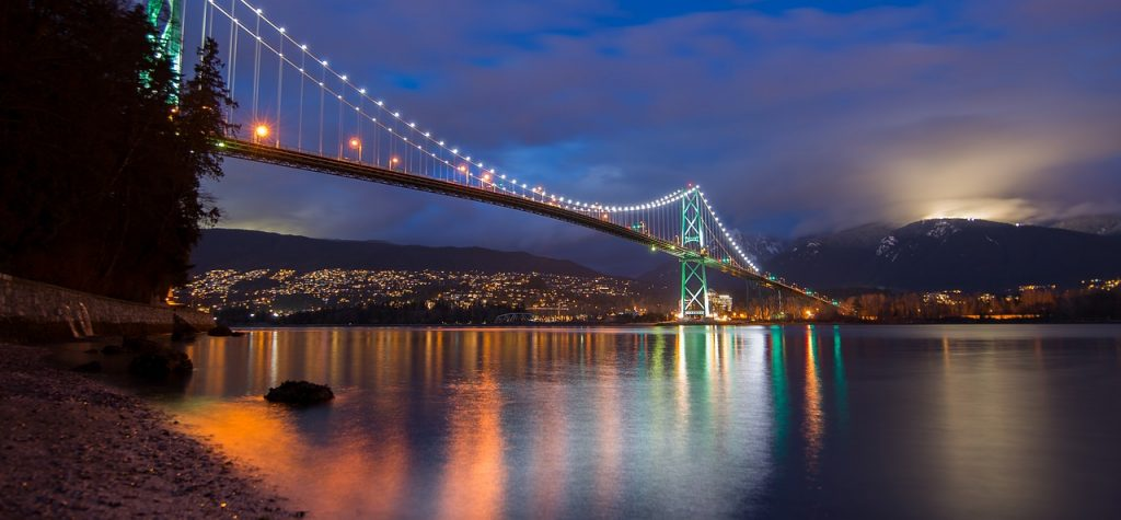 System upgrade coming to Lions Gate Bridge counterflow