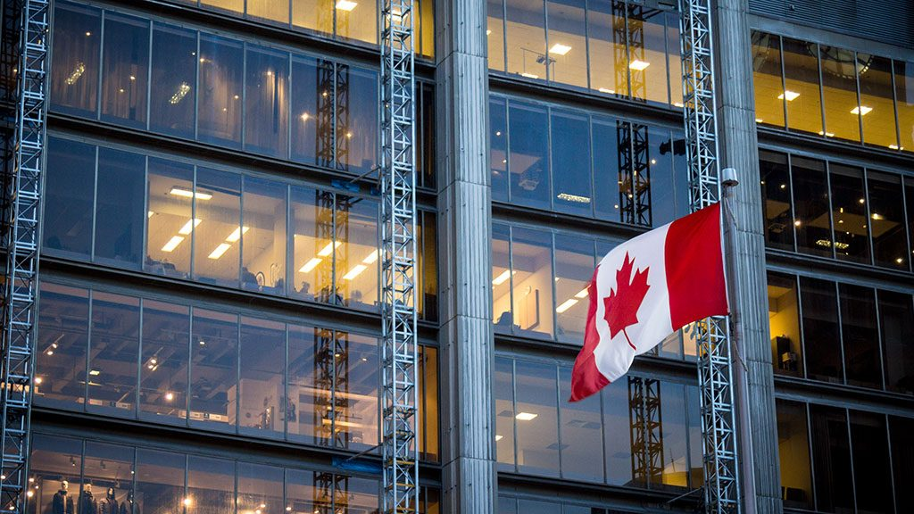 Sustained global growth and a buoyant U.S. economy bode well for Canada