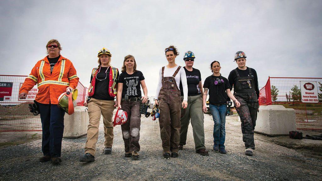 Women entering trades a Skills Canada conference focus