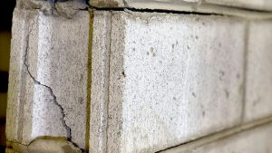 Engineering student tests masonry walls, examines ways to improve building design