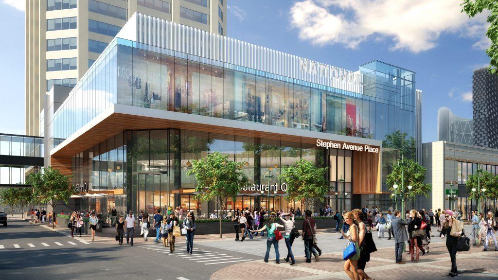 Slate announces major renovation for Calgary tower