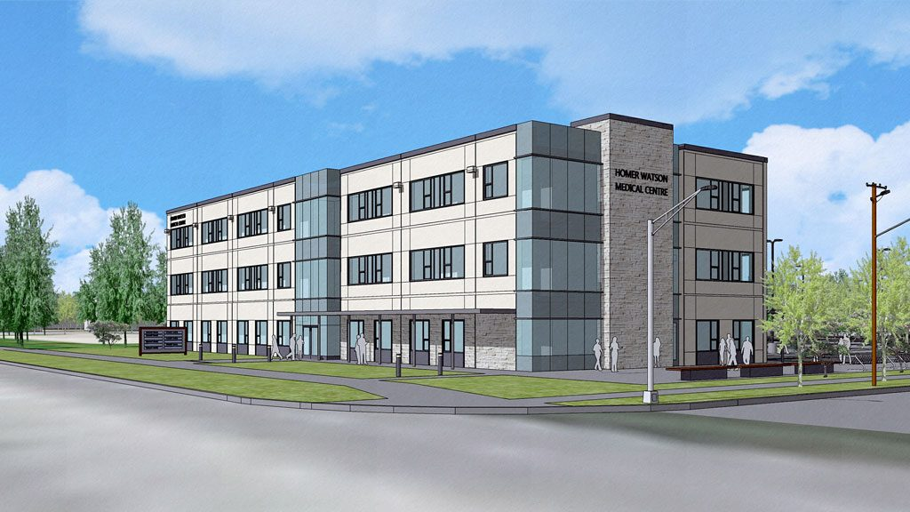 Kitchener's largest brownfield redevelopment project takes a step closer to becoming reality