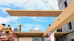 Automated NLT process saves time, cost for timber builds