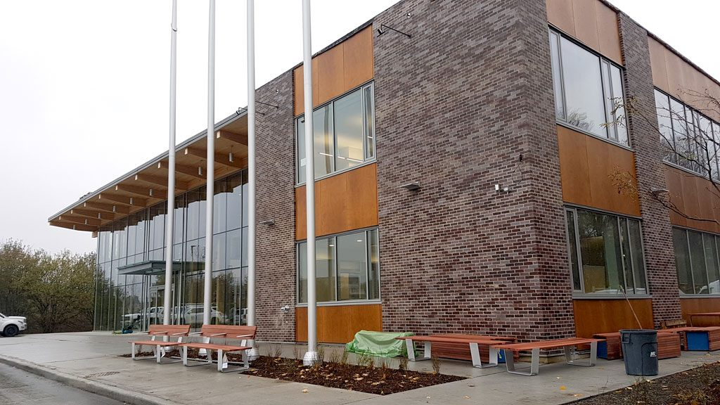 Municipal centre pays homage to King Township's natural heritage