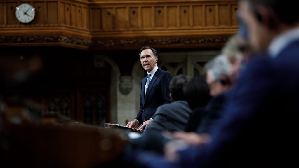 Federal economic statement indicates government is 'listening to industry'