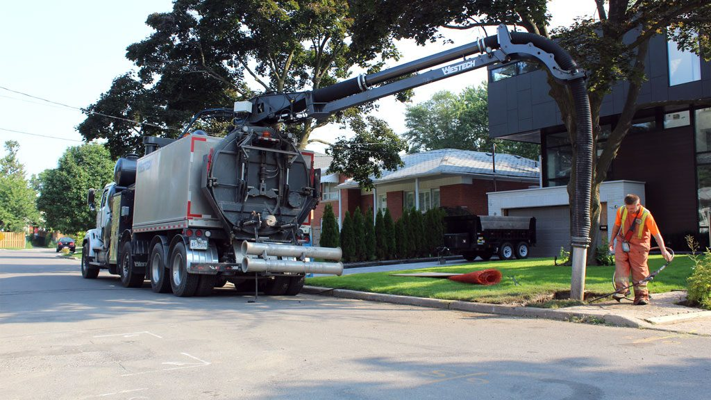 Toronto contractor converts truck fleet to Westech Wolf