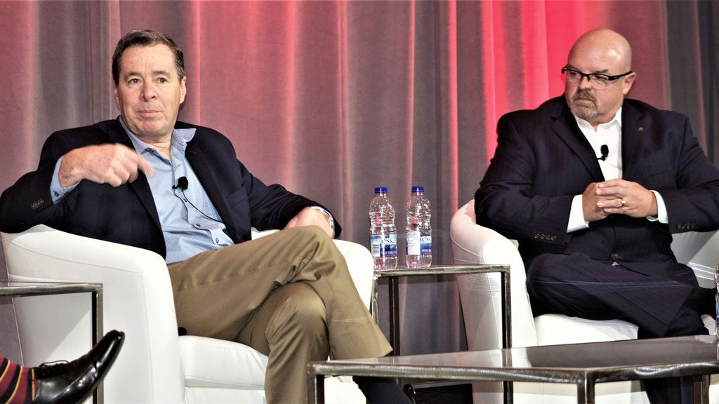 ACEC panel coaches delegates on dealing with disruption