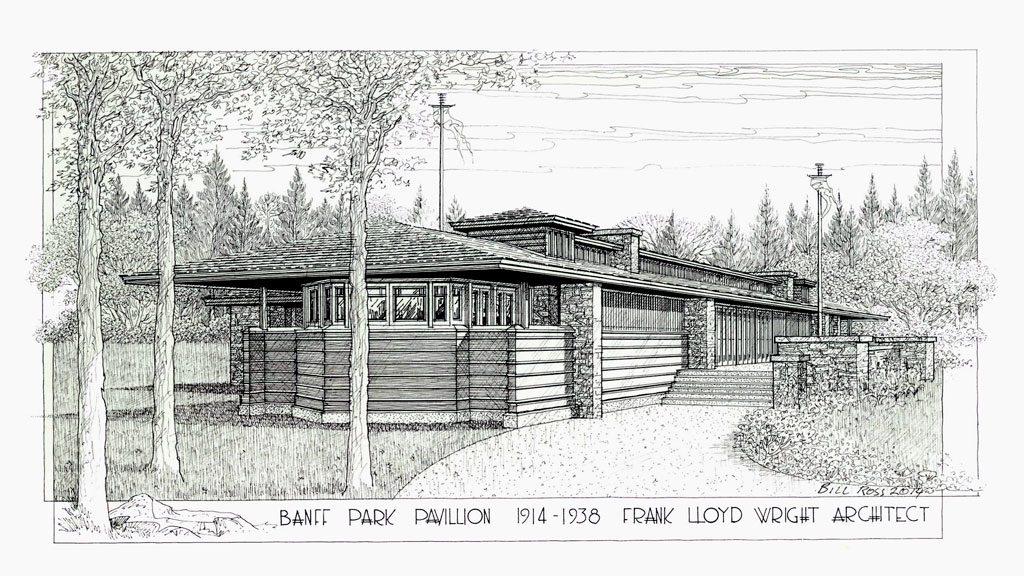 Uncovering Frank Lloyd Wright's Alberta creation