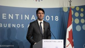 Industry slams Trudeau on 'gender impacts' comment about male construction workers
