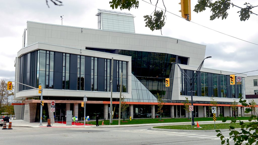 York University and Schulich School of Business open new Keele campus building