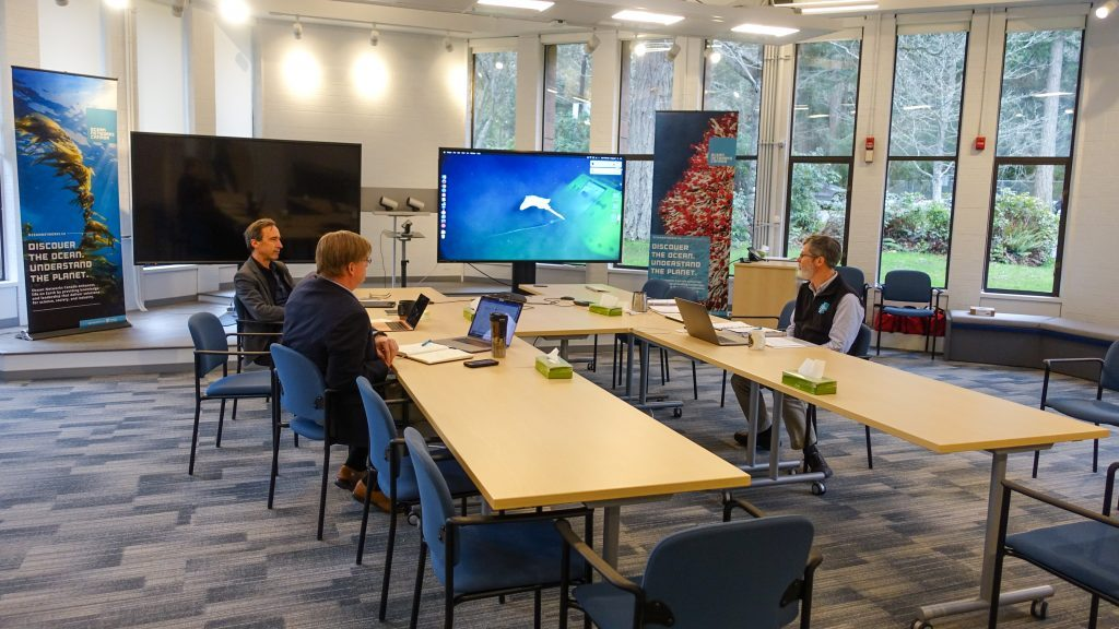 UVic making waves with new $9.5-million Ocean-Climate Building
