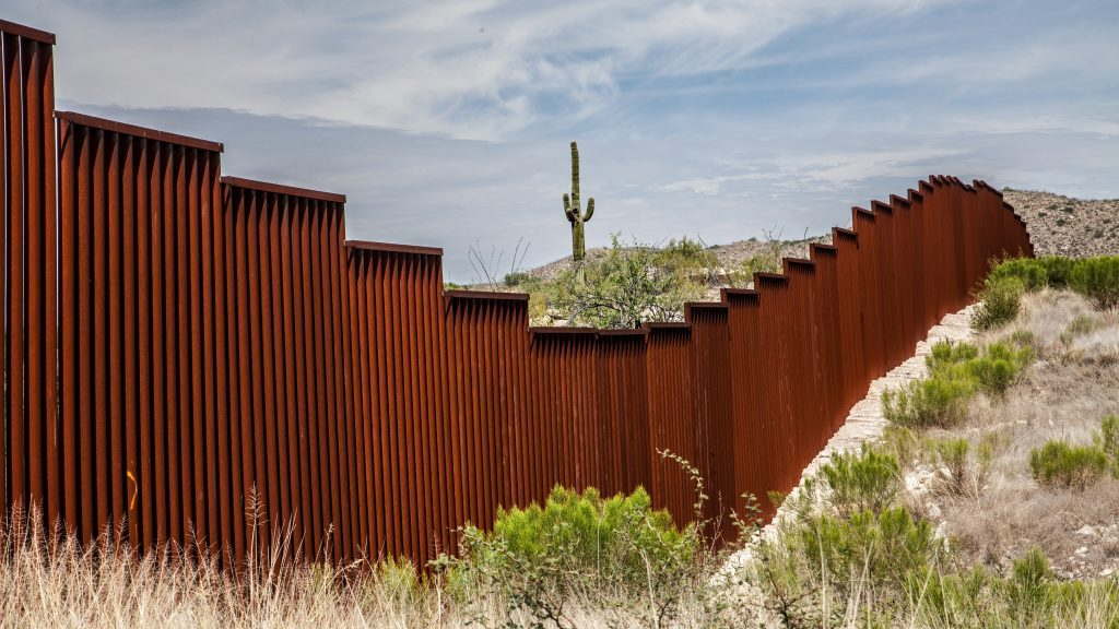 Largest yet: $1.3 billion contract for border wall awarded