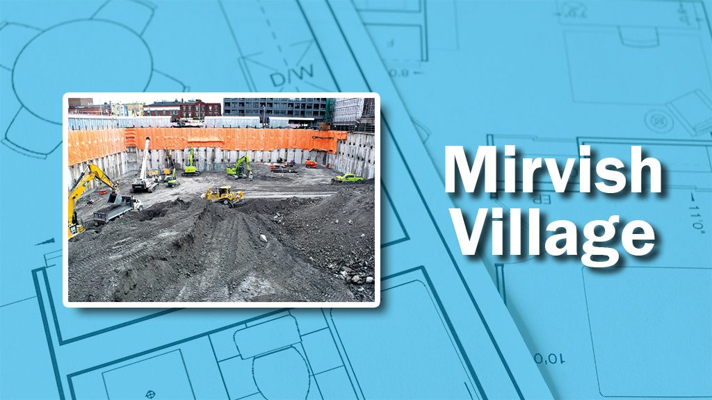 PHOTO: Mirvish Village Scoop