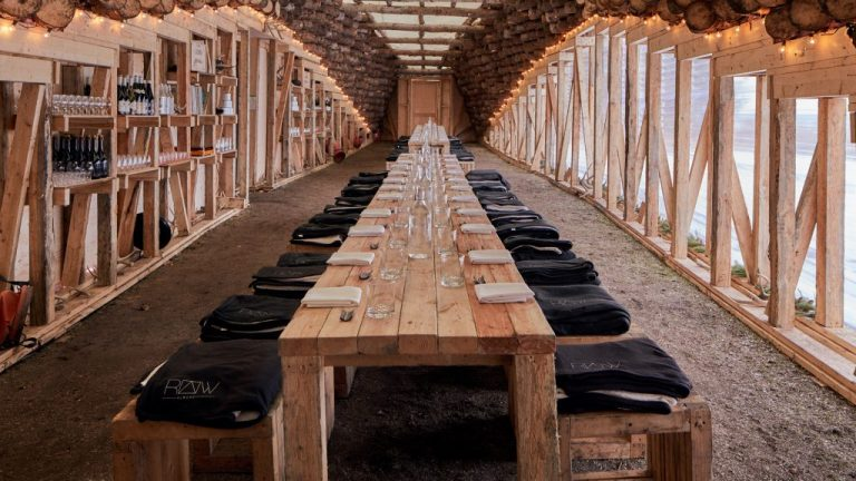 """Recently the 2019 Wood WORKS! Alberta Prairie Wood Design Awards winners were announced. The Riding Mountain National Park in Manitoba took home the commercial prize. The project """"struck the judges with its whimsical and poetic design."""""""