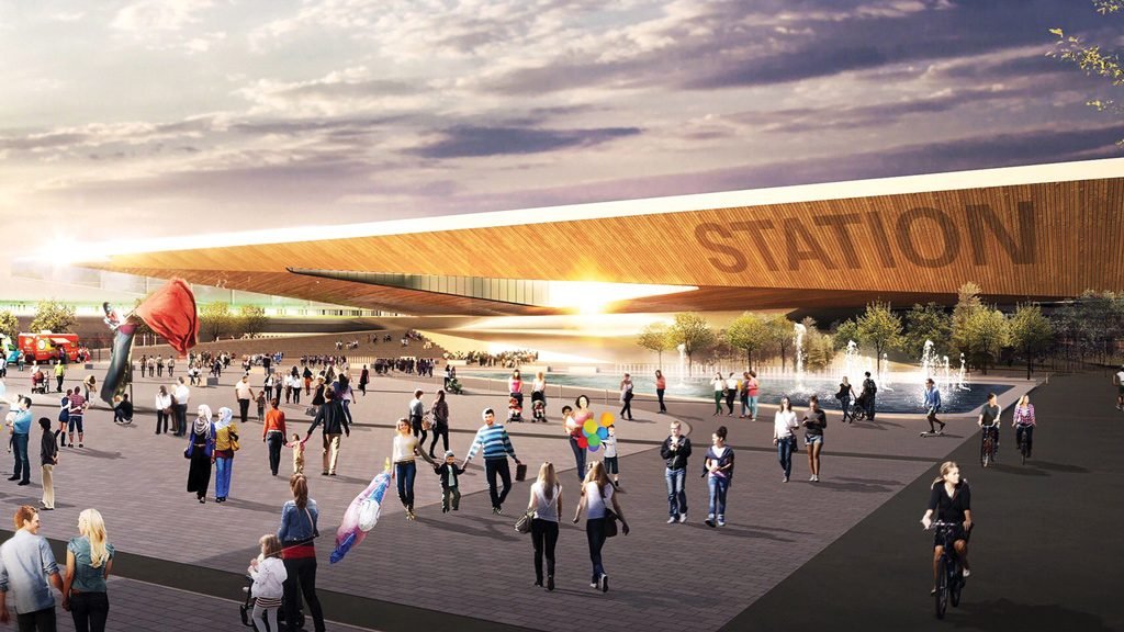 Woodbine to fund new GO station at its racetrack