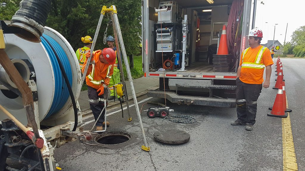 Real-time data now a pipe maintenance tool