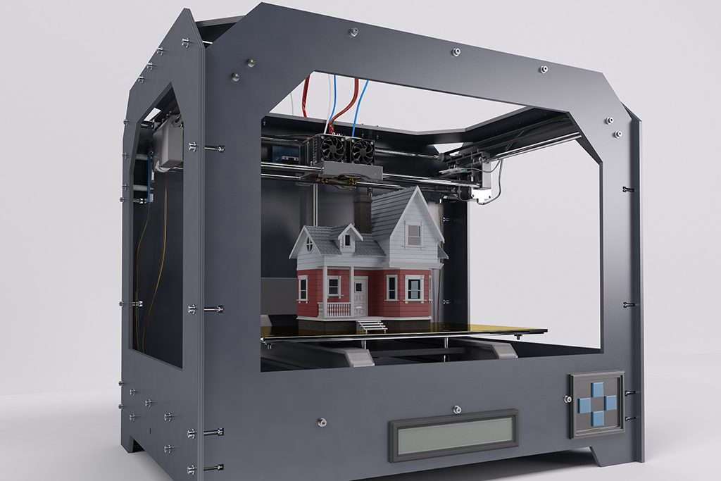 B.C. scientist invents 3D concrete printer