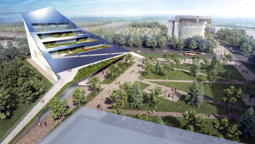 Post secondary institutions partner on Canada's first net-zero vertical farm