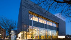 University Campus Energy Centre a wood design winner for DIALOG