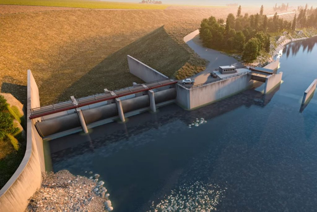 Alberta hires lawyer to speed up reservoir project