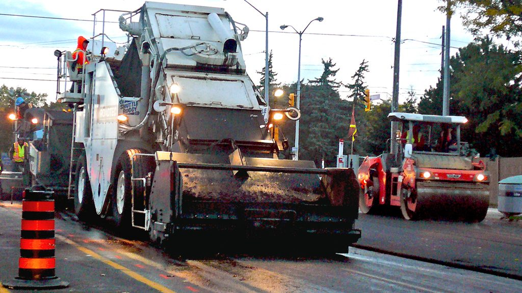 Ontario rolls out big plans for road building and maintenance