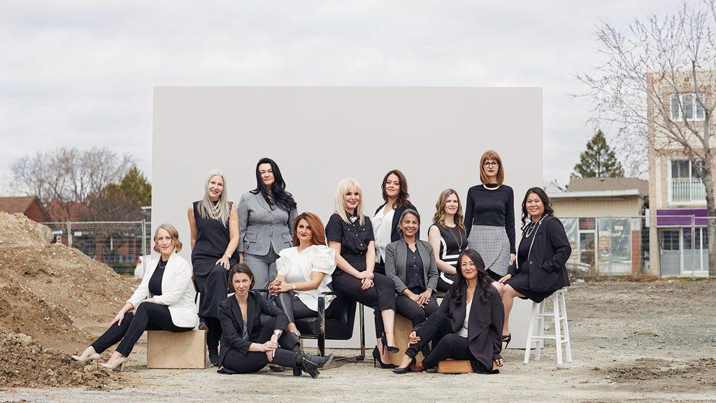All-female 'dream team' to build condominium development with foundation of collaboration