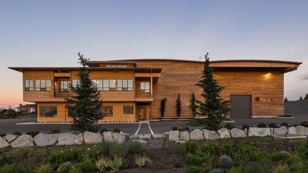 WOOD SPOTLIGHT: Resilient and beautiful — wood is winning hearts