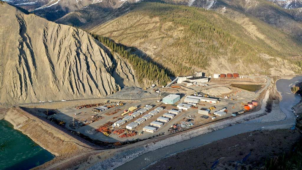 NorZinc obtains draft permits for all season road to NWT mine