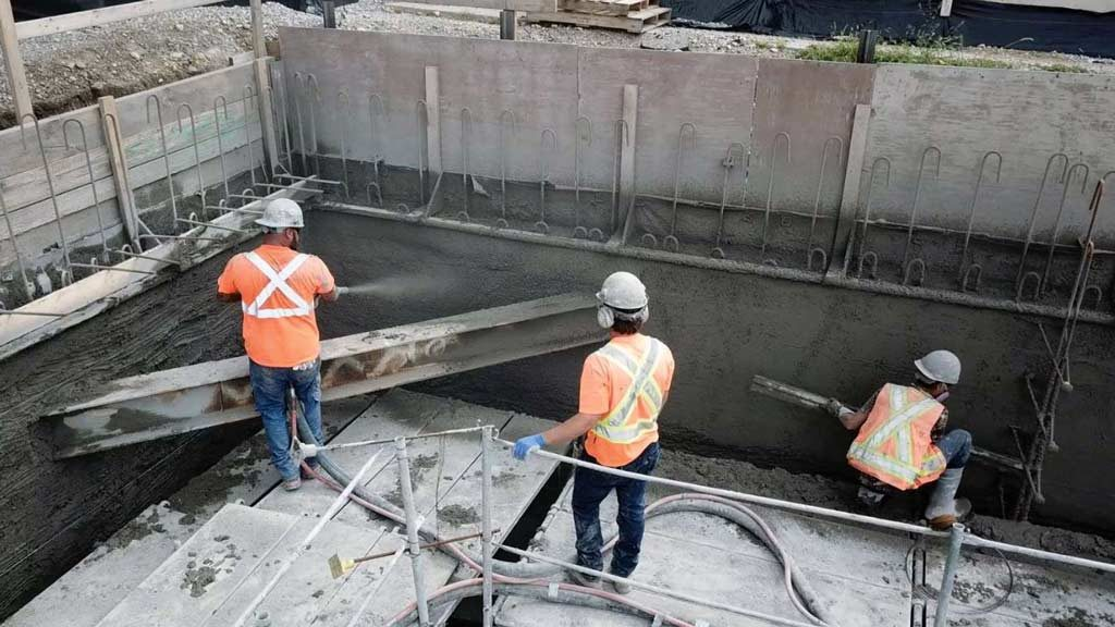 Shotcrete's time is now here, say its advocates