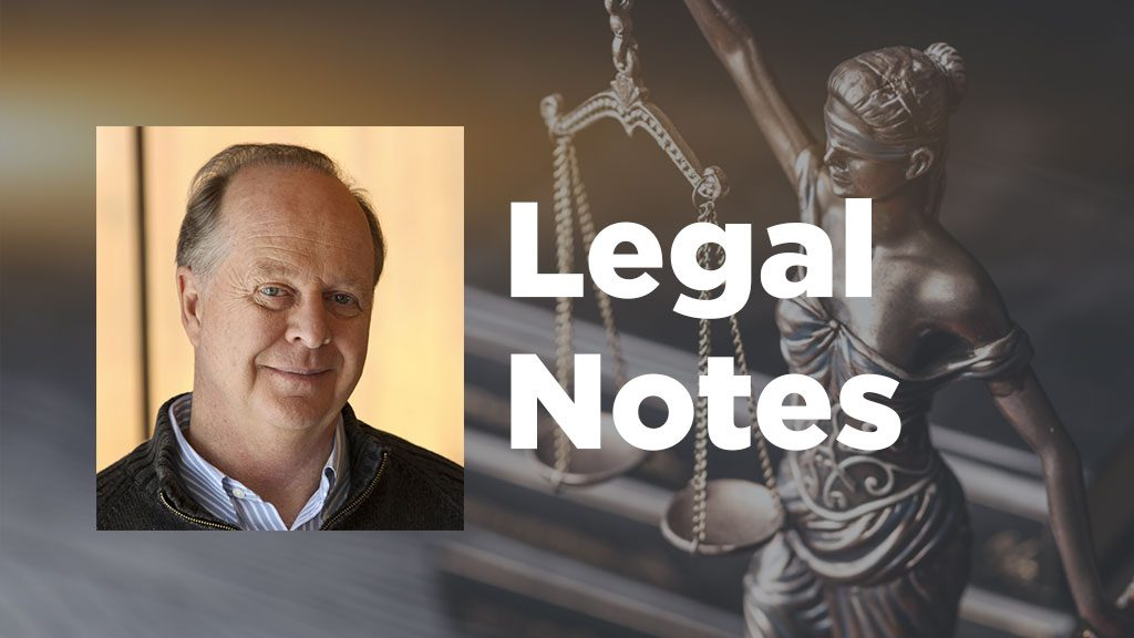 Legal Notes: Ontario time limitation suspension could cause industry confusion