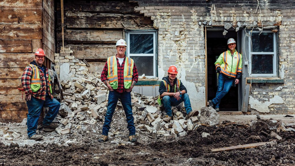 Priestly gets its closeup on TV's Salvage Kings